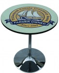 Logo / Branded Tables