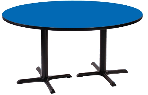 60 Inch Round Cafe And Breakroom Table