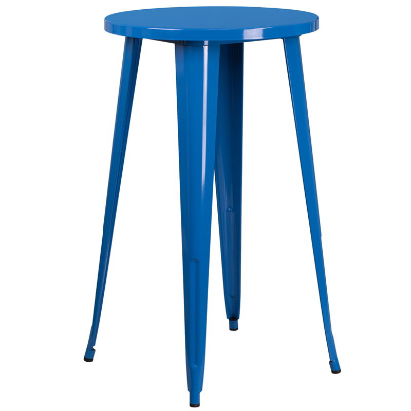 Elegant Retro Bar Table and Stools