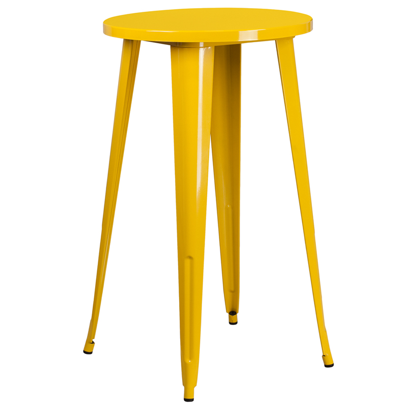 Awesome 24 Inch Round Bar Table