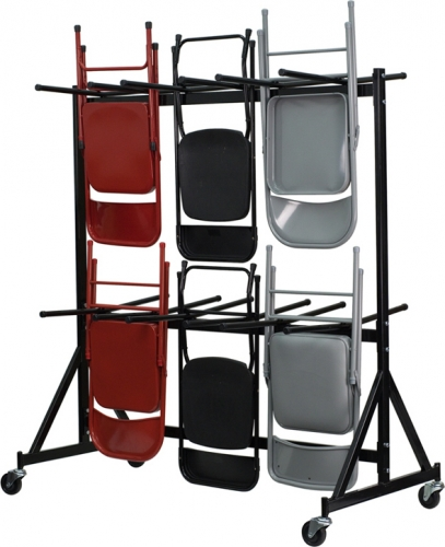Chair Cart  sc 1 st  Banquet Tables Pro & Hanging Chair Dolly and Storage Rack