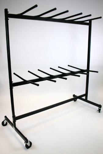 Chair Cart. Dolly  sc 1 st  Banquet Tables Pro & Hanging Chair Dolly and Storage Rack