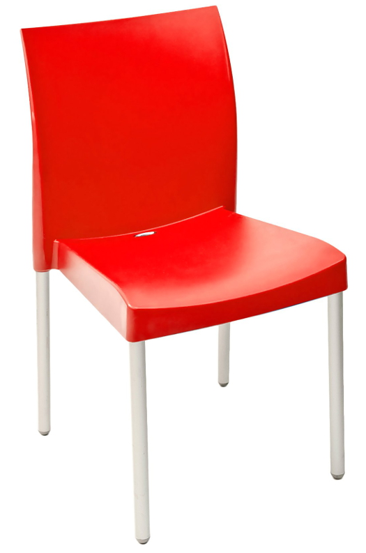 Red Bar Stools With Arms
