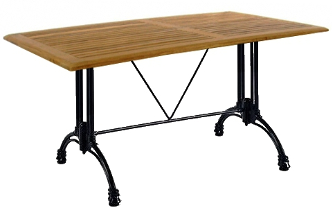 Rectangular Teak Table