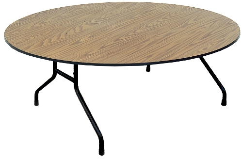 60 Diameter Folding Table Laminate Top On 3 4 Plywood