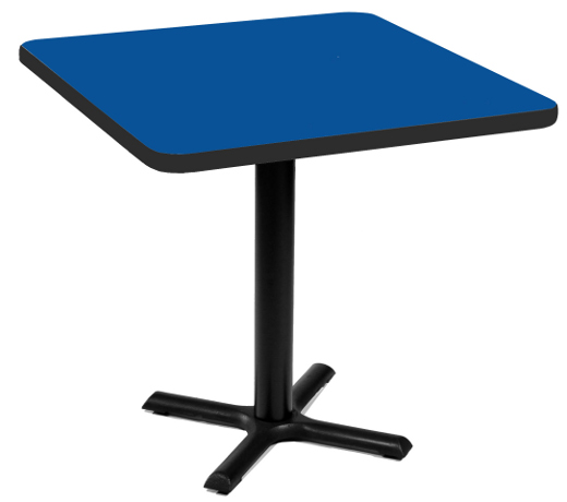 36 X 36 Inch Square Cafe Table