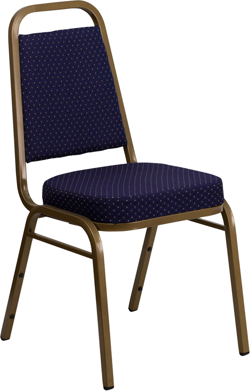 Navy Stack Chair